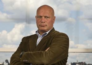 Robert Aschberg hösten 2007