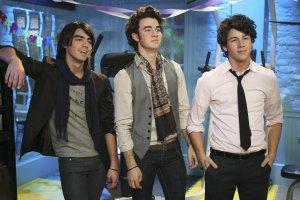 Joe Jonas stor dildo