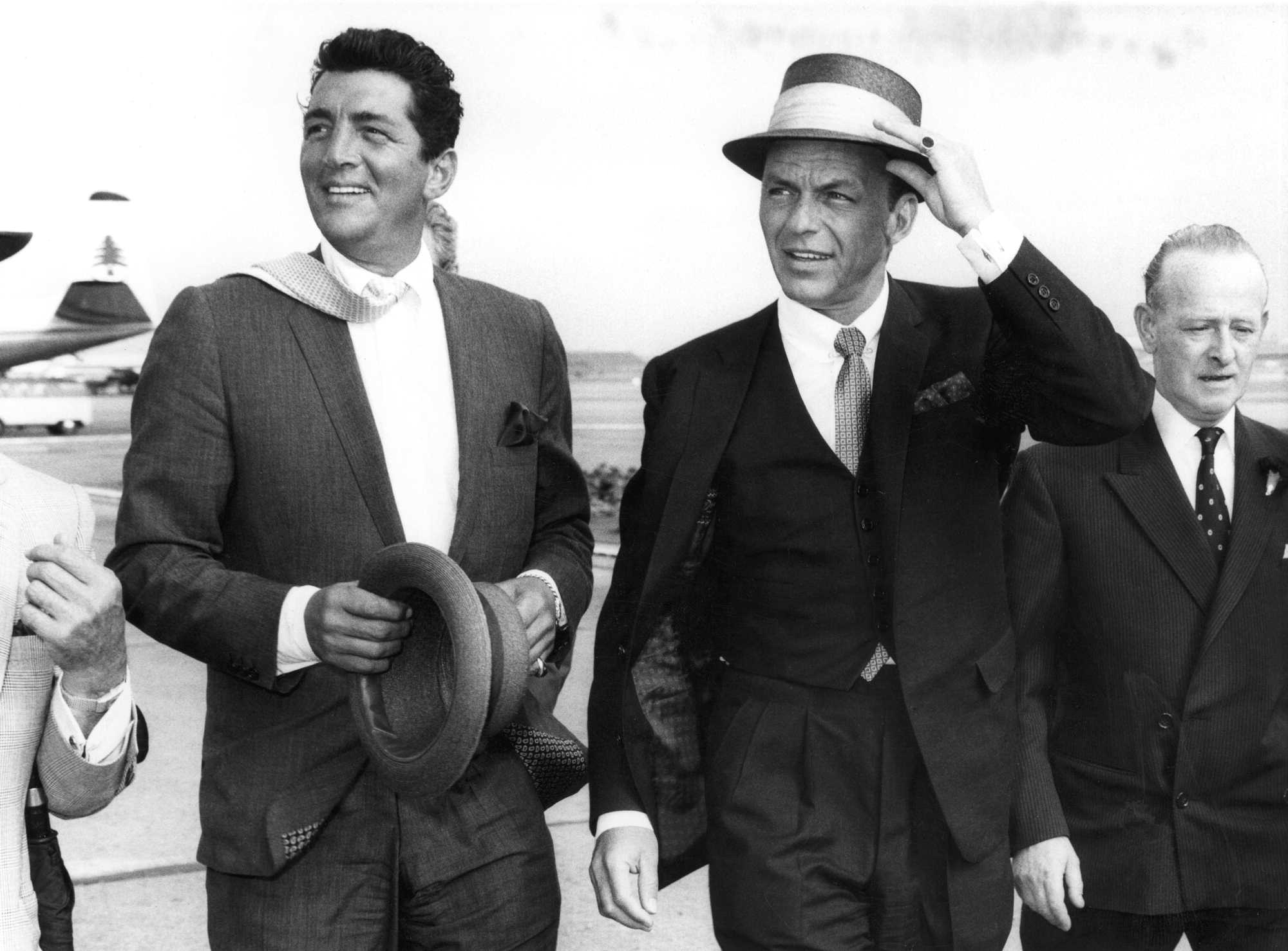 Dean Martin And Frank Sinatra Wallpaper | www.imgkid.com ...