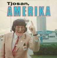 Jokkmokks-Jocke i Amerika.