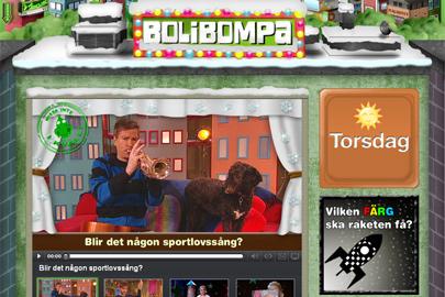 bolibompawebben spel