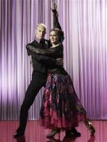 Let's dance. 2011. Tina Thörner och Tobias Karlsson. Foto: Andreas Kock/Cameralink/TV4.