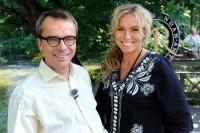 Anne Lundberg och Knut Knutson, Foto: Carl-Johan Söder/SVT