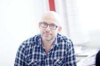 Markus Boger blir ny chef för Radiosporten. Foto: Stina Gullander/Sveriges Radio