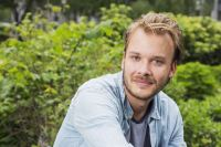Rikard Diego är programledare för P4 Sommar. Foto: Mattias Ahlm/Sveriges Radio