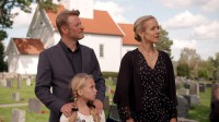 Endre (Tom A. Haug) , Alexandra (Tiril Jessen Bakke) och Annika (Jannike Kruse)