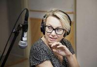 Pressbild: Louise Hoffsten, Hoffsten i P4 foto: Stina Gullander/Sveriges Radio