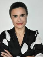 Susanne Samaras, webbutvecklingschef på UR:s Publiceringsavdelning. Foto: Privat/UR.