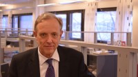 Yles nya styrelseordförande Thomas Wilhelmsson tar över vid årsskiftet.