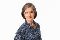 Daniela Marquardt. Foto: Mattias Ahlm/Sveriges Radio