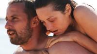 Stéphanie (Marion Cotillard) och Ali (Matthias Schoenaerts) i filmen Rust and Bone. Foto: Sony pictures