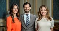 Prins Carl Philip och Sofia Hellqvist i öppenhjärtig intervju , Foto: Victor J Fremling/TV4