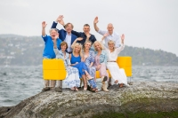 God sommer Norge! Davy Wathne, Solveig Barstad, Arill Riise, Cathrine Fossum, Øyvind Mund, Katarina Flatland, Vår Staude, Erik Thorstvedt, Julie Strømsvåg