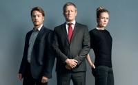 Eldar Skar, Henrik Mestad og Ane Dahl Torp. foto: TV 2