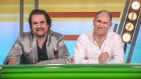 "Fredde Granberg och Marko ""Markoolio"" Lehtosalo. foto: SVT"