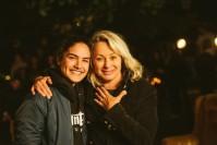 Louise Hoffsten och Beri, Foto: Linus Hallsénius/TV4