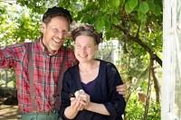 Gustav och Marie Mandelmann. Foto: Cecilia Möller/TV4