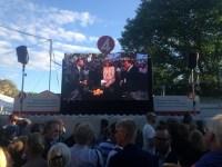 Almedalen, Foto: TV4