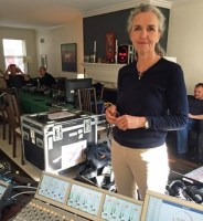 Sveriges Radios Washingtonkorrespondent Inger Arenander. Foto: Victor Ubeira/Sveriges Radio