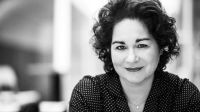 SVT nyrekryterar teknikdirektör och slår ihop HR och Kommunikation. På bilden blivande HR- och kommunikationsdirektören Sabina Rasiwala