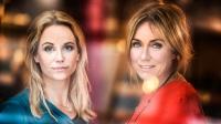 Programserien 30 liv i veckan leds av Sofia Helin och Anne Lundberg. Foto: Janne Danielsson/SVT.