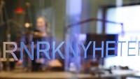 Att ta hand om flaggskeppen, såsom kvällsnyheterna, och samtidigt ta en digital uppsving och fokusera mer på mobil och nätet är målet när nyheten uppdelningen av NRK omorganiseras. FOTO: OLE KALAND / NRK