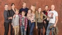 Bonusfamiljen är tillbaka nästa år Foto: Ulrika Malm/SVT