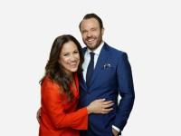 David Hellenius och Renée Nyberg, Foto: Pär Bäckstrand/TV4