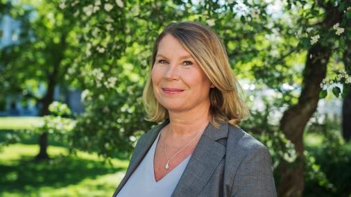 Charlotta Friborg Foto: Stina Stjernkvist