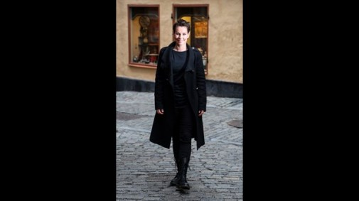 Linda Bengtzing Foto: Mats Carlsson