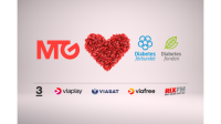 logga samarbete MTG/Diabetesförbundet