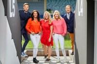 fotbolls-EM 2017 i TV4 och C More, Foto: Peter Knutson/TV4