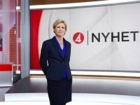 Ann Tiberg, Foto: Pär Bäckstrand/TV4