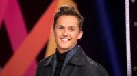 David Lindgren är programledare för Melodifestivalen 2018. Foto: Ulrika Malm/SVT.