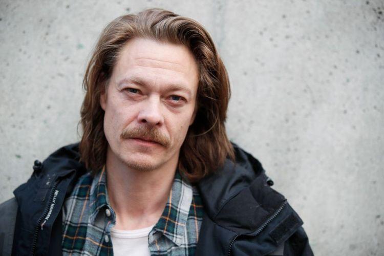 Skuespiller Kristoffer Joner spiller hovedrollen i TV 2s nye dramastorsatsing «Kielergata». Foto: Lise Åserud / NTB scanpix