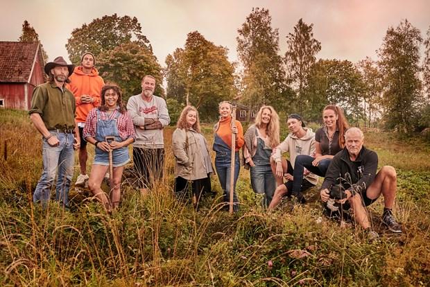 Farmen VIP, Foto: Linus Hallsénius