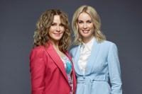 Anna Lindmarker och Jenny Strömstedt, Foto: Pär Bäckstrand/TV4