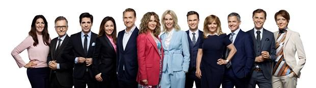 Höjdpunkterna i TV4:s storsatsning på valet 2018, Foto: Pär Bäckstrand/TV4