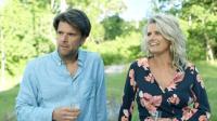 Sommaren med släkten – Peter Magnusson som Jens och Christine Meltzer som Carro