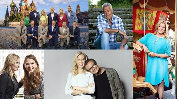 tv 4 sommar, Foto: TV4