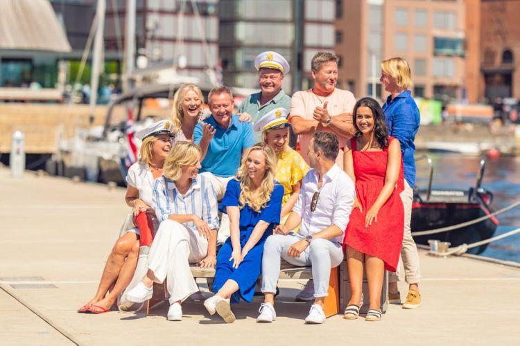 God sommer Norge, programledere og reportere. Foto: TV 2/Anton Soggiu