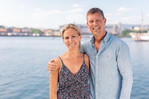 Sommerfest fra Telemark: Cathrine Fossum og Jan Fredrik Karslen skal lede årets sommershow fra Bø Sommarland.