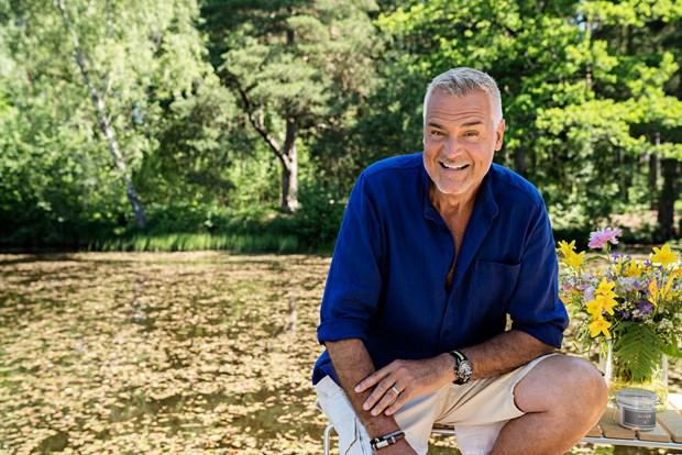 Ernst Kirchsteiger , Foto: TV4/Cecilia Möller