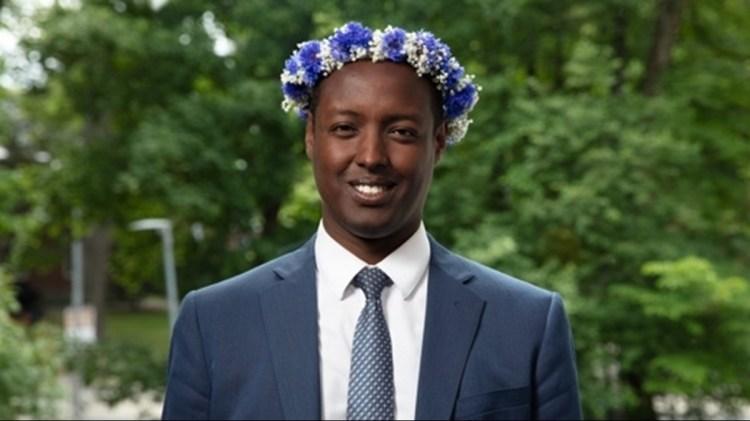 Ahmed Abdirahman Foto: Mattias Ahlm/Sveriges Radio