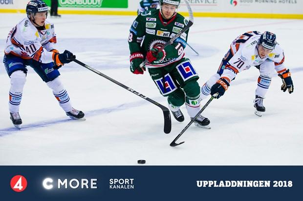 C More rivstartar hockeysäsongen