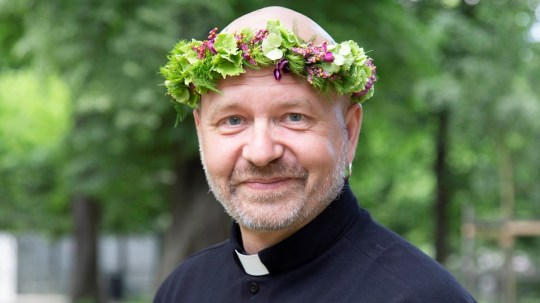 Kent Wisti. Foto: Micke Grönberg/Sveriges Radio