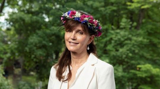Anna Throne Holst Foto: Mattias Ahlm/Sveriges Radio