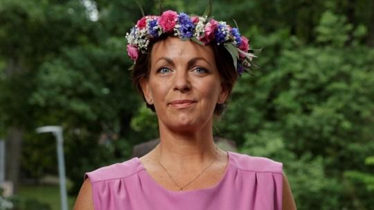 Katarina Wennstam Foto: Mattias Alhm/Sveriges Radio