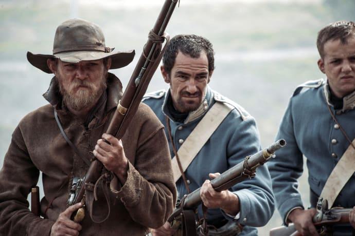 En helt ny miniserie av exekutiva producenten Leonardio DiCaprio återskapar en av de viktigaste perioderna i amerikansk historia, nämligen de 75 första turbulenta åren i USA. Frontiersmen har exklusiv premiär på HISTORY i Sverige söndag den 29 juli kl. 21.