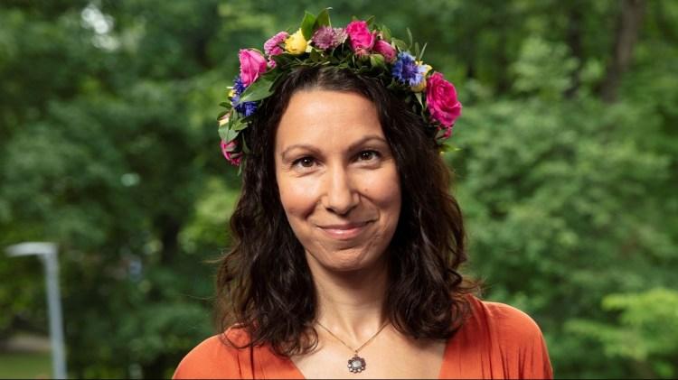 Fatima Bremmer Foto: Mattias Ahlm/Sveriges Radio